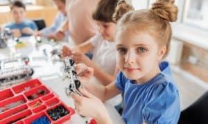 Kurs robotyki Lego dla 7-10 latków w Olsztynie
