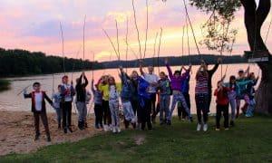 Survival w warmińskiej głuszy – obóz letni dla 10-13 latków 2018