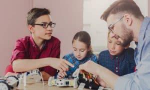 Robotyka Lego dla uczniów kl. 5 – 8