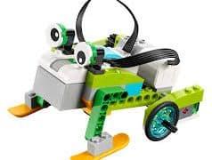 Kurs robotyki Lego WeDo dla 7-10 latków w Olsztynie