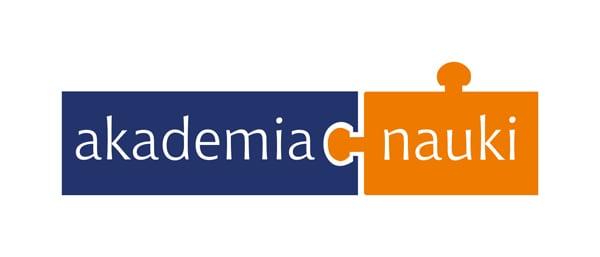Znak towarowy Akademii – logo w kształcie puzzli