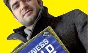 Mistrz Świata i Rekordzista Guinnessa w zapamiętywaniu w Olsztynie
