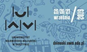 Akademia partnerem UWM przy organizacji Olsztyńskich Dni Nauki i Sztuki UWM