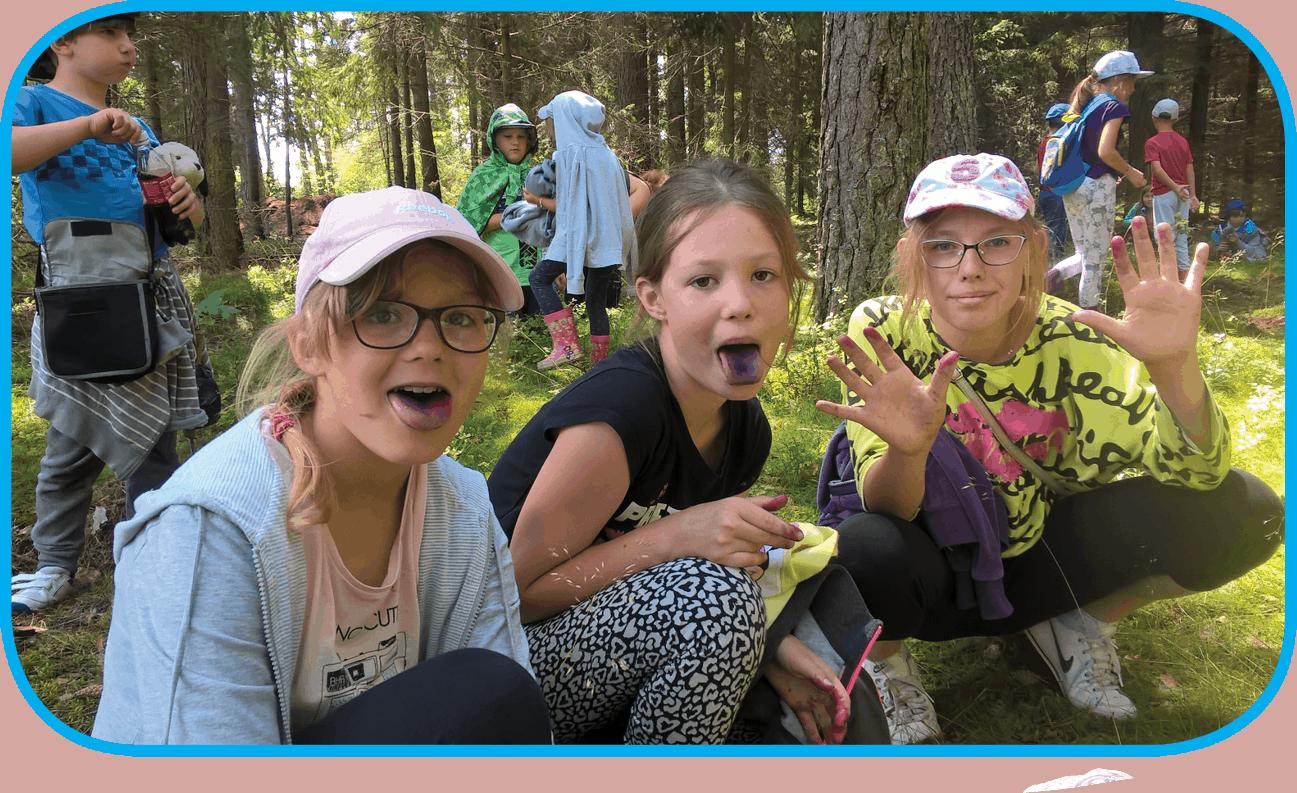 obóz survivalowy dla dzieci latem 2020 na Warmii i Mazurach