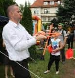 Rekord Polski w żonglowaniu kursanta Akademii