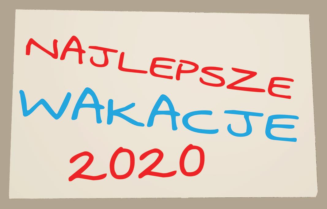 Najlepsze wakacje 2020. Akademia w Olsztynie