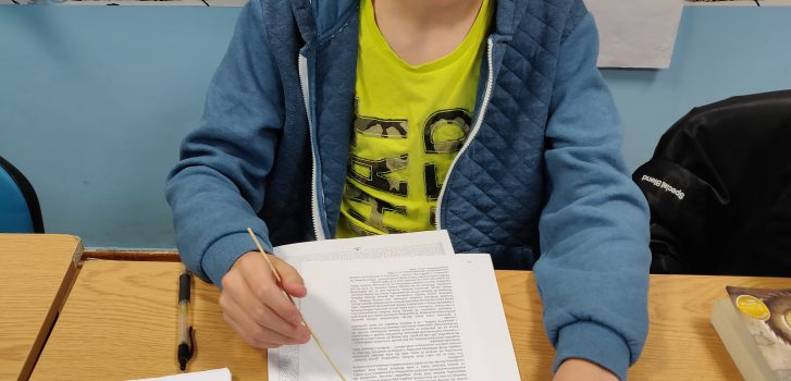 Uczeń kl. 7 czyta 17 x szybciej niż większość dorosłych.