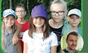 """Obóz survivalowy dla 10-13 latków """"Skarb Herkusa"""". Wakacje od 1 do 7 sierpnia 2021 r."""